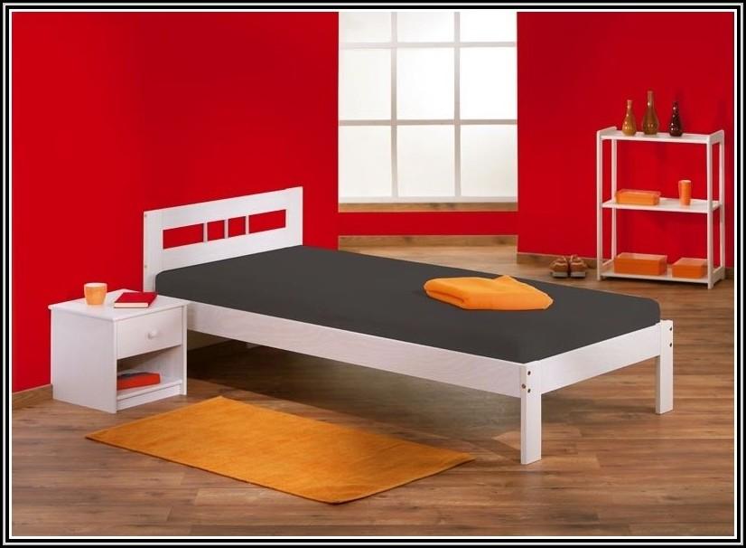 Malm Bett Birke 100x200