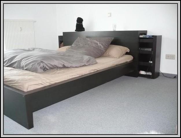 Malm Bett Birke 90x200