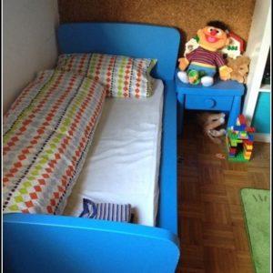 Mammut Bett Ikea Blau