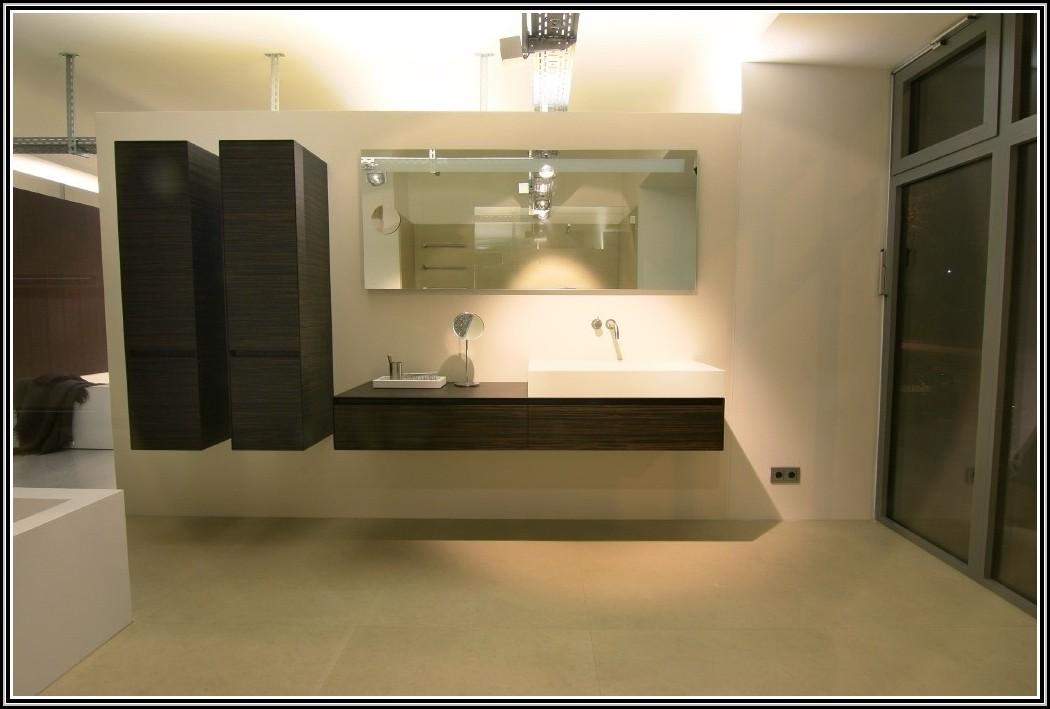 Modernes Badezimmer Ohne Fliesen - Fliesen : House und Dekor ...