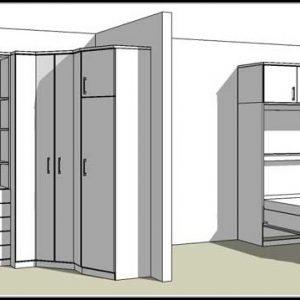 schrankwand mit eingebauten bett betten house und dekor galerie elkg49awa7. Black Bedroom Furniture Sets. Home Design Ideas