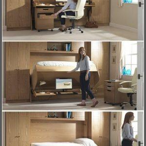 Schrankwand Mit Integriertem Bett