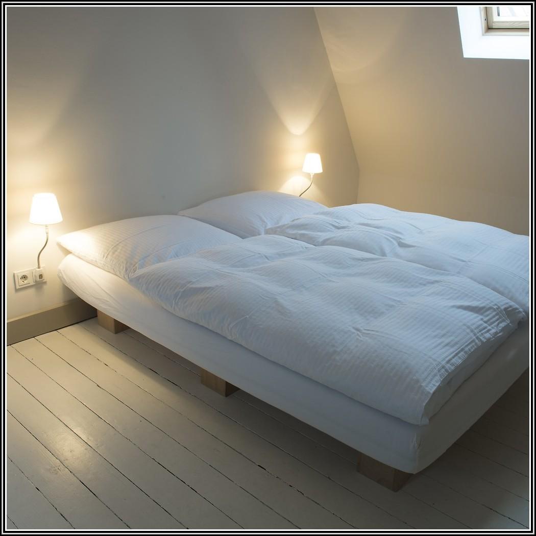 Tojo System Bett Aufbauen