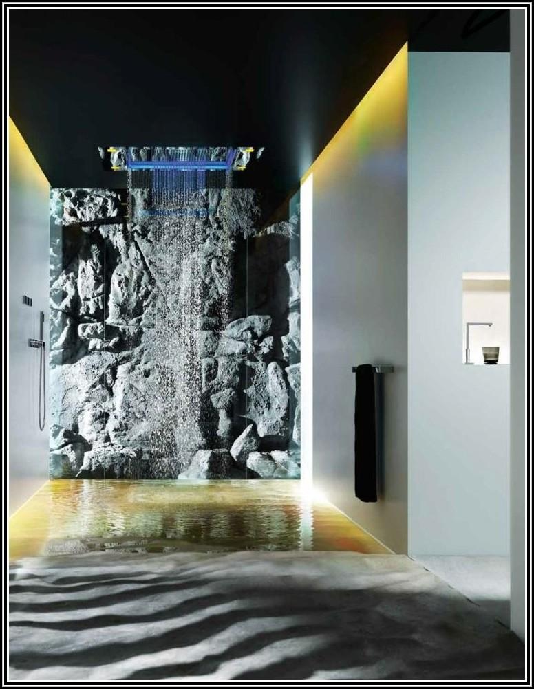 230v Beleuchtung In Der Dusche