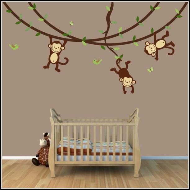 Babyzimmer gestalten wandgestaltung kinderzimme house for Babyzimmer wandgestaltung