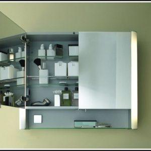 Badezimmer Spiegelschrank Mit Licht Und Steckdose Badezimmer