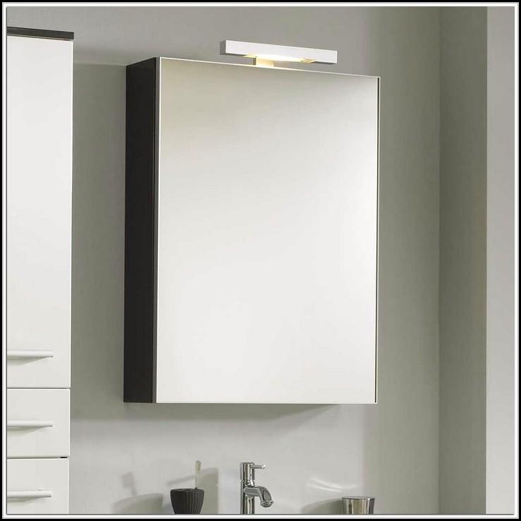 Badezimmer Spiegelschrank Mit Beleuchtung 60 Cm Breit