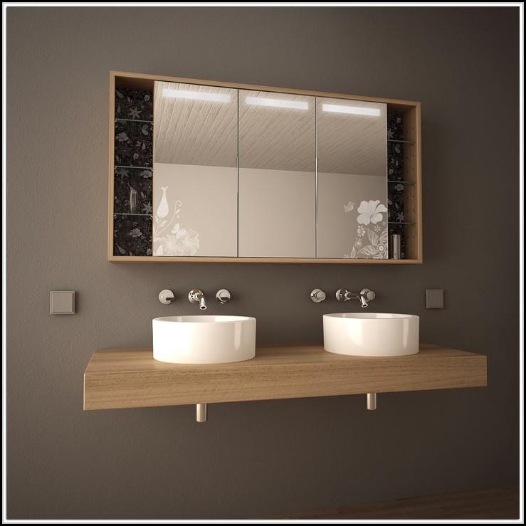 badezimmer spiegelschrank mit beleuchtung holz beleuchthung house und dekor galerie xp1ojqnwdj. Black Bedroom Furniture Sets. Home Design Ideas