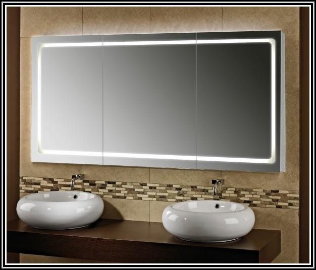 Badezimmer Spiegelschrank Mit Beleuchtung Hornbach