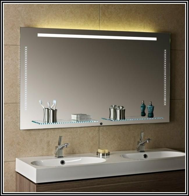 Badezimmerspiegel Mit Beleuchtung Und Schalter