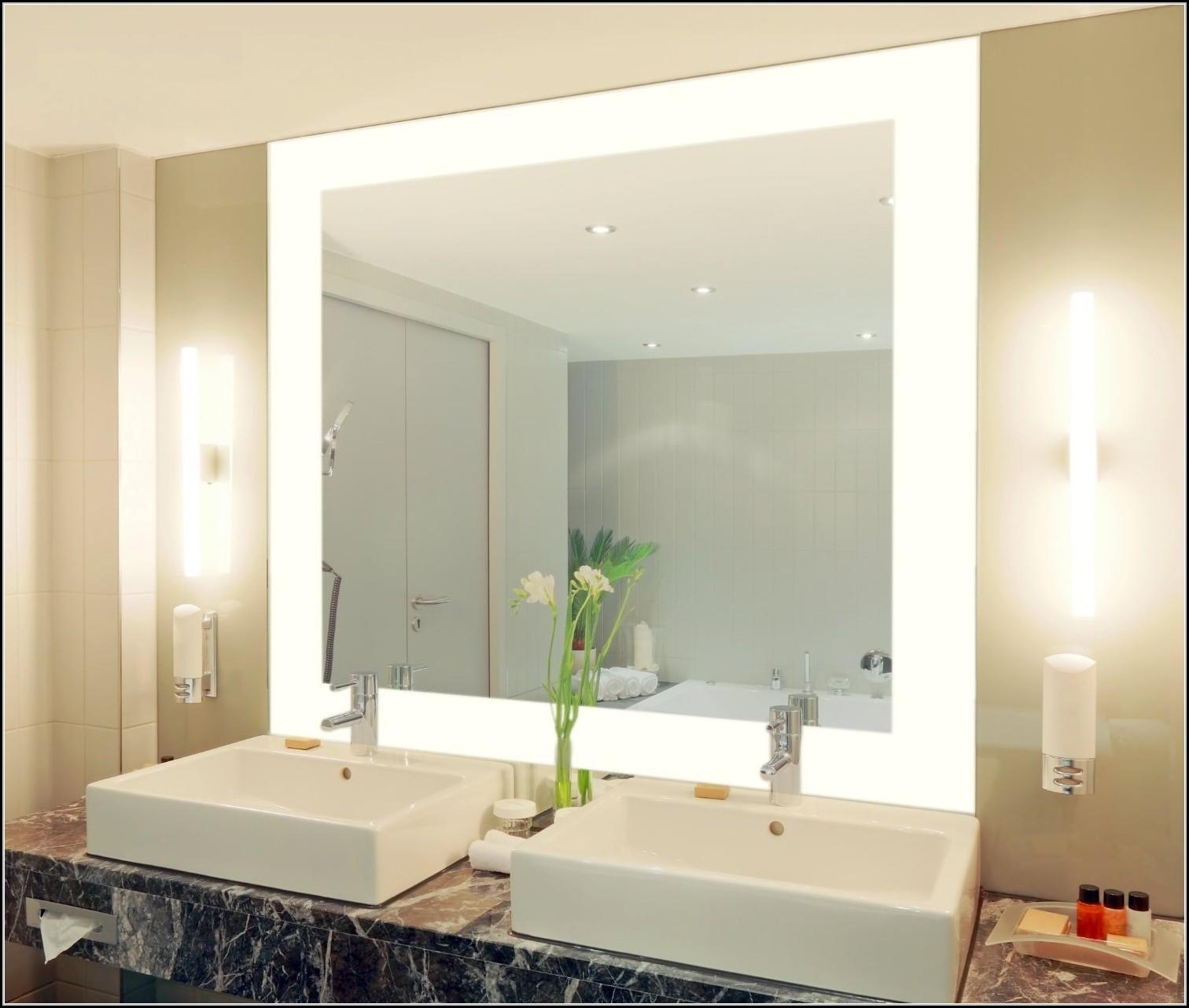 Badspiegel Mit Led Beleuchtung Vella M444l4