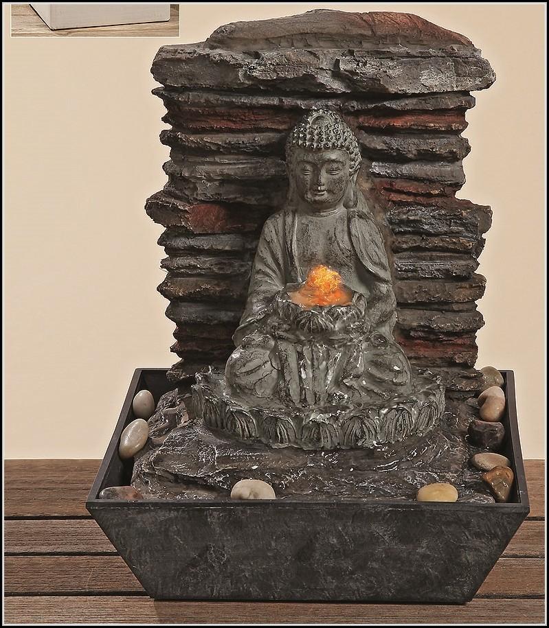 Buddha Brunnen Led Beleuchtung