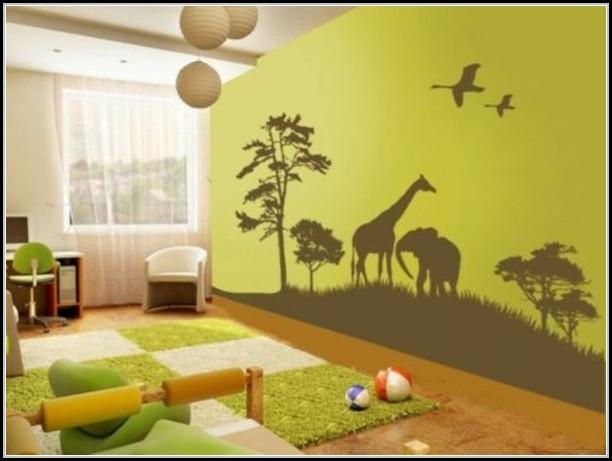Dschungel deko kinderzimmer kinderzimme house und dekor galerie jlw8dbaweq - Kinderzimmer dschungel ...
