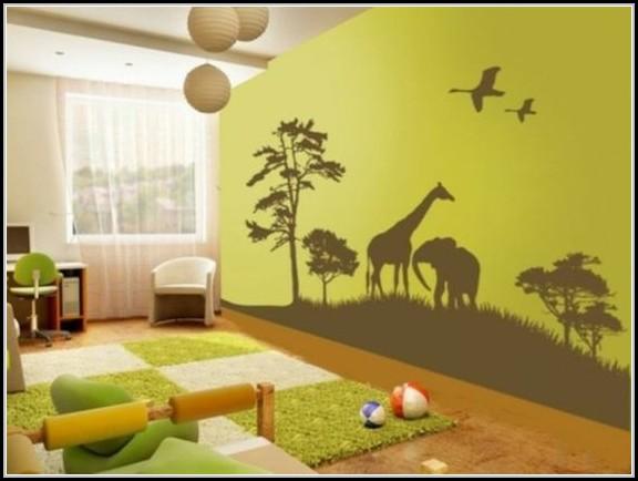 Dschungel dekoration kinderzimmer kinderzimme house und dekor galerie m2wrmjxkxj - Dekoration dschungel ...