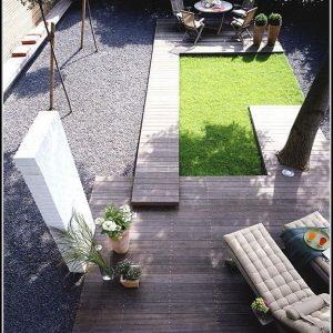 Garten Terrasse Gestalten