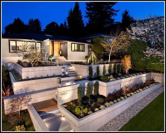 Garten Terrassen Gestalten
