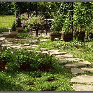 Gartengestaltung Kleiner Garten Reihenhaus