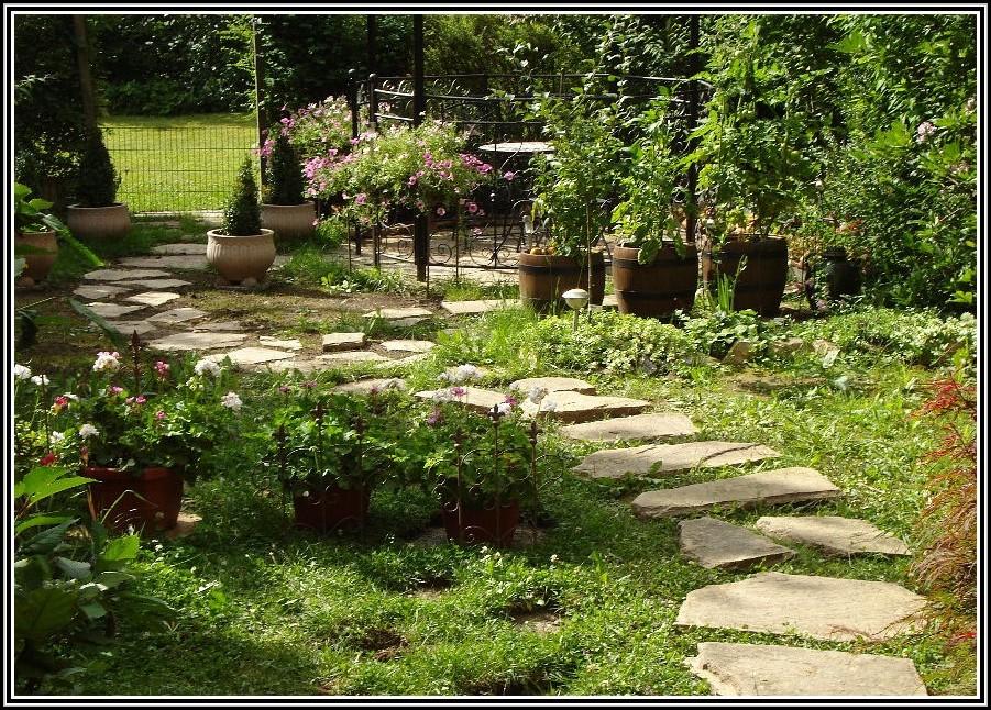 Gartengestaltung Kleiner Garten Reihenhaus Garten House Und