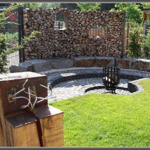 grillplatz im garten pflastern garten house und dekor. Black Bedroom Furniture Sets. Home Design Ideas