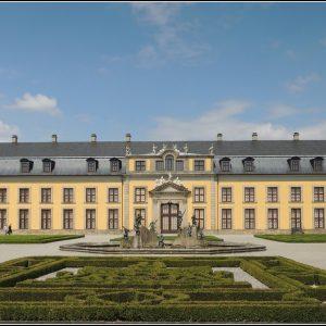 Herrenhauser Garten Hannover Germany
