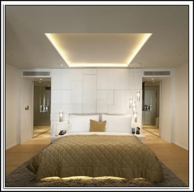 Schon Ideen Indirekte Beleuchtung Schlafzimmer