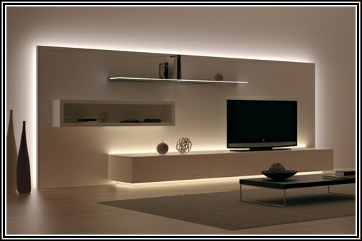 ideen indirekte beleuchtung wohnzimmer beleuchthung. Black Bedroom Furniture Sets. Home Design Ideas