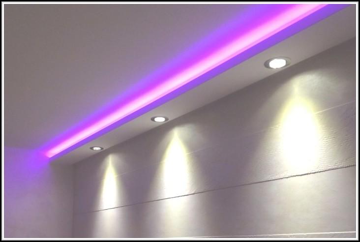 Indirekte Beleuchtung Decke Led