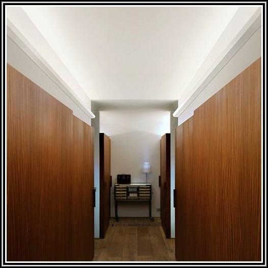 Indirekte Beleuchtung Decke Profilleiste
