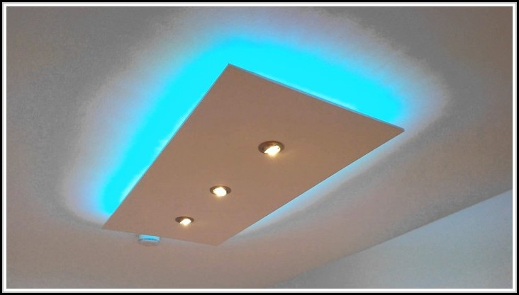 Indirekte Beleuchtung Decke Selber Machen