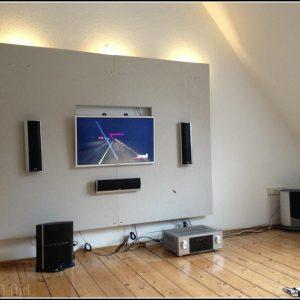 Indirekte Beleuchtung Tv Wand