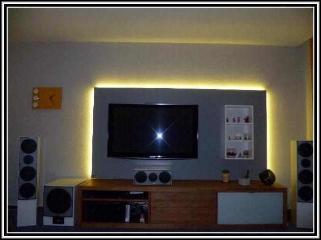 Indirekte Beleuchtung Tv