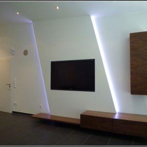 Indirekte Beleuchtung Wand