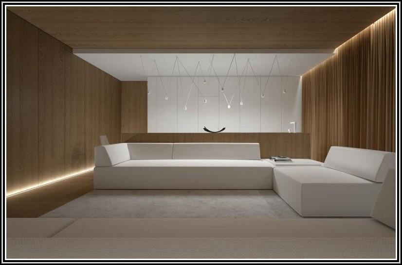 Indirekte Beleuchtung Wand Ideen