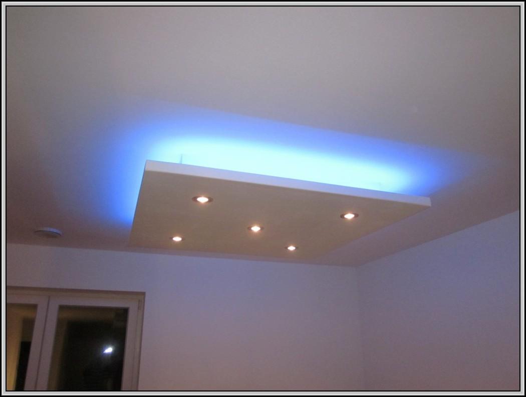Indirekte Led Beleuchtung Decke Bauen