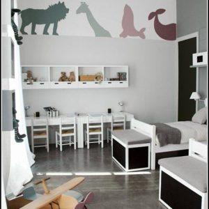 Kinderzimmer Gestalten Wandtattoo