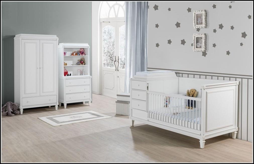Kinderzimmer Landhausstil Weiss