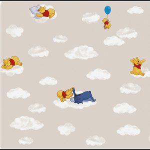 Kinderzimmer Tapeten Winnie Pooh