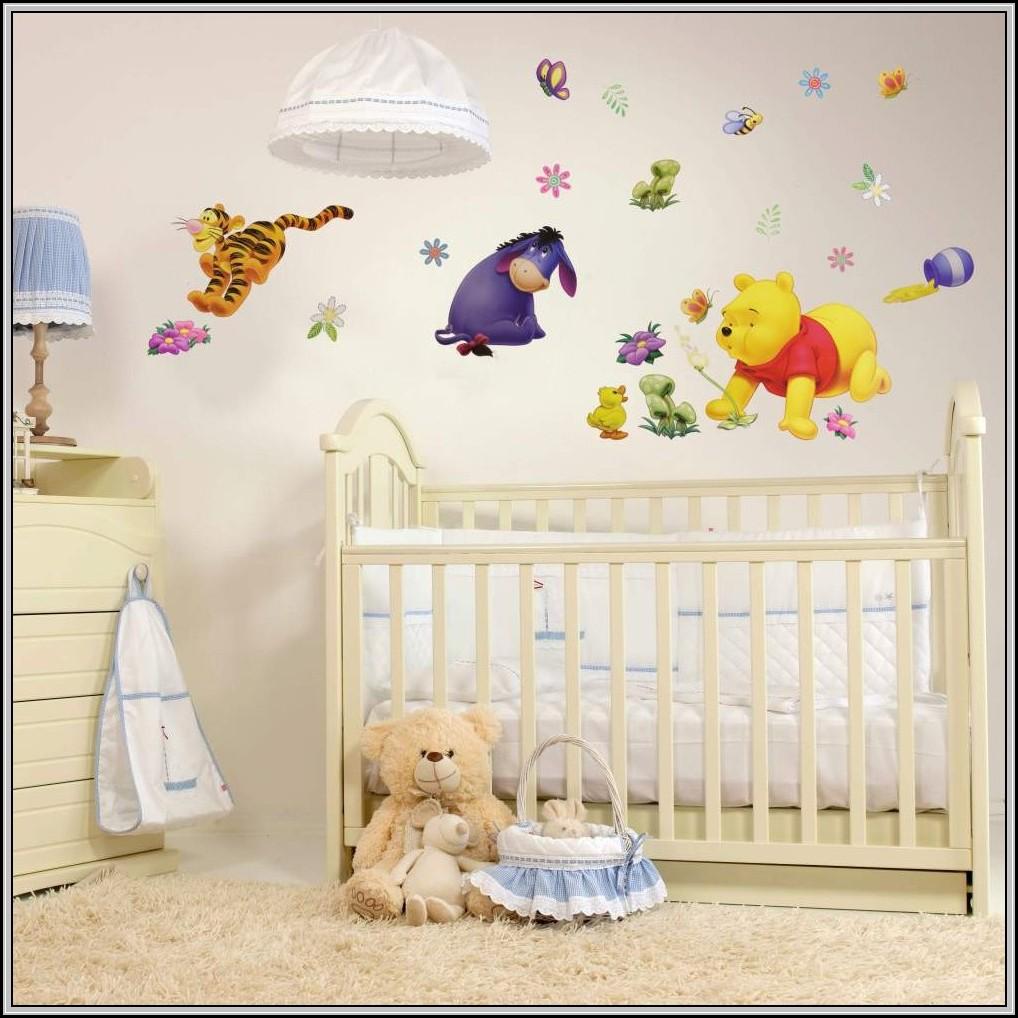 Kinderzimmer Winnie Pooh Wanddekoration - Kinderzimme : House und ...