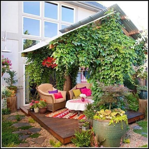Kleinen Garten Gestalten Ideen - garten : House und Dekor Galerie ...