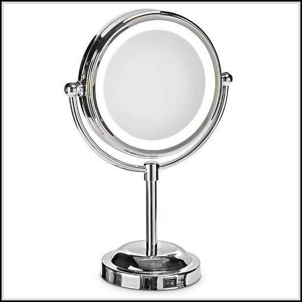 Kosmetikspiegel Mit Beleuchtung Batterie