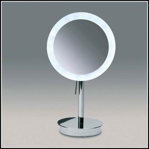 kosmetikspiegel mit beleuchtung beleuchthung house und. Black Bedroom Furniture Sets. Home Design Ideas