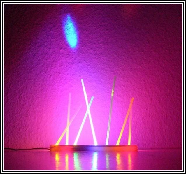 led beleuchtung mit batterie selber bauen beleuchthung. Black Bedroom Furniture Sets. Home Design Ideas