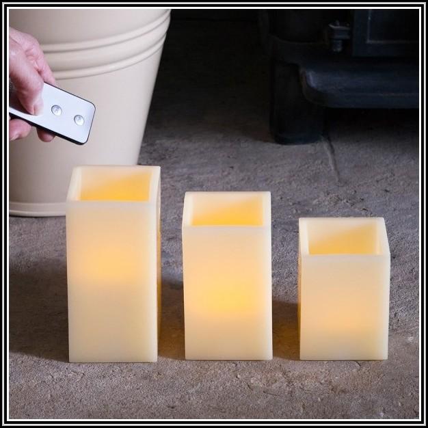 Led Beleuchtung Mit Batterie Und Fernbedienung