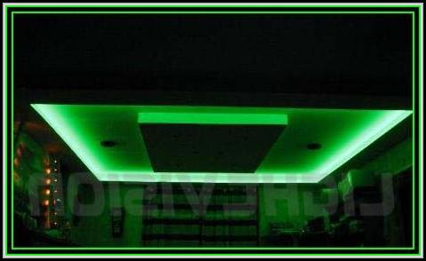led indirekte beleuchtung komplett set beleuchthung. Black Bedroom Furniture Sets. Home Design Ideas