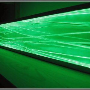 Led Plexiglas Beleuchtung Bauanleitung