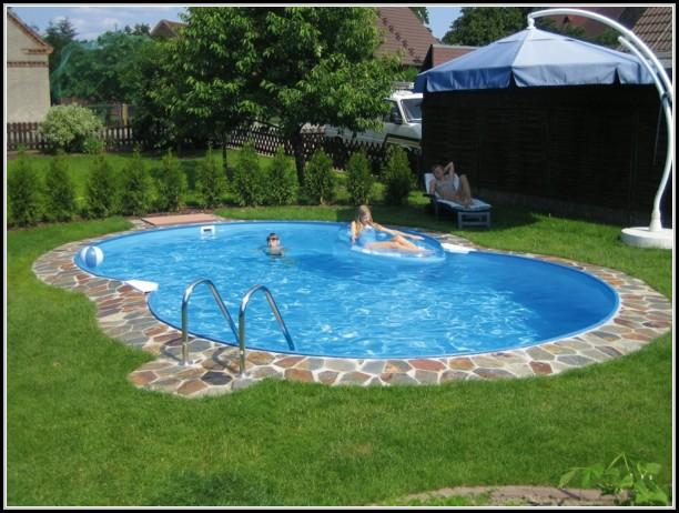 Poolgestaltung Im Garten