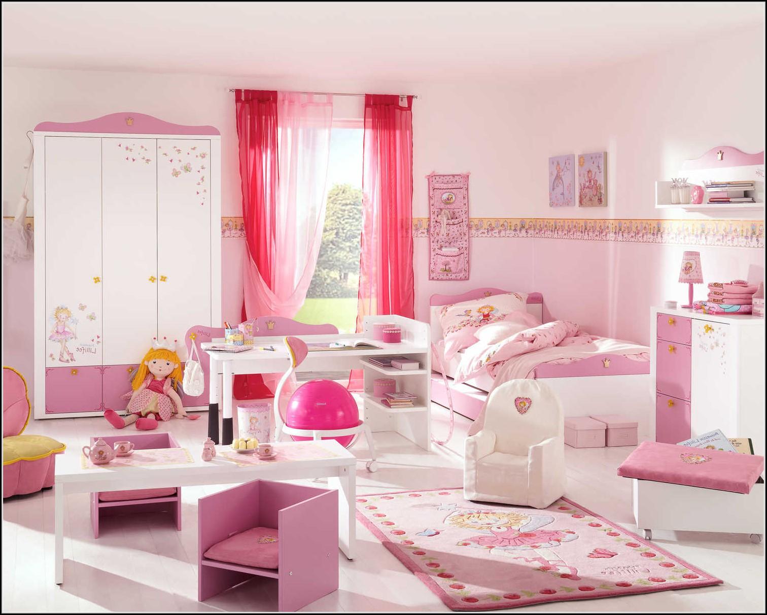 Prinzessin Lillifee Kinderzimmer