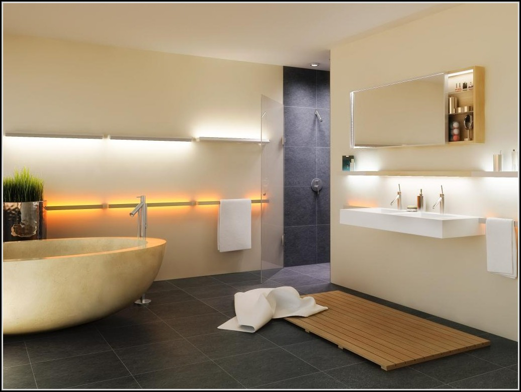 Richtige Beleuchtung Im Bad