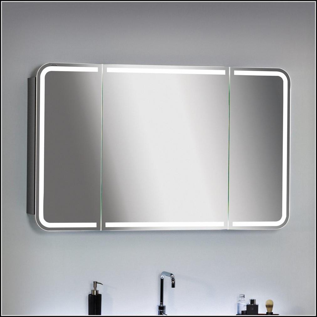 spiegelschrank mit led beleuchtung 120 cm beleuchthung house und dekor galerie jvwbe9qkjz. Black Bedroom Furniture Sets. Home Design Ideas