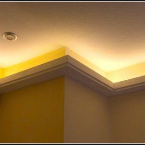 Stuckleisten Beleuchtung